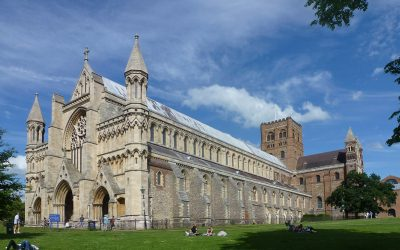 Poetry Day at St Albans Cathedral