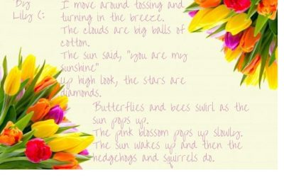 Poetry please…
